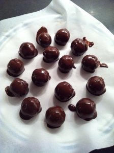 coated rolos