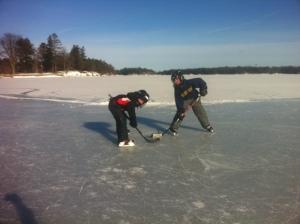 family day kaden hockey