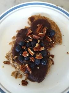 oat pancake 2