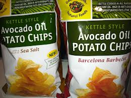 avocado oil chips