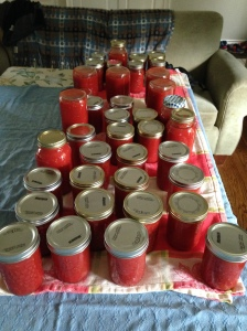 tomato jars